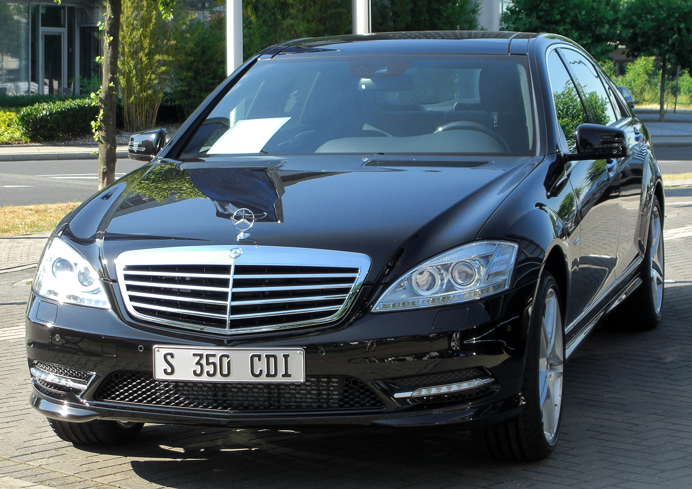 File Mercedes S 350 Cdi Blueefficiency L Amg Sportpaket
