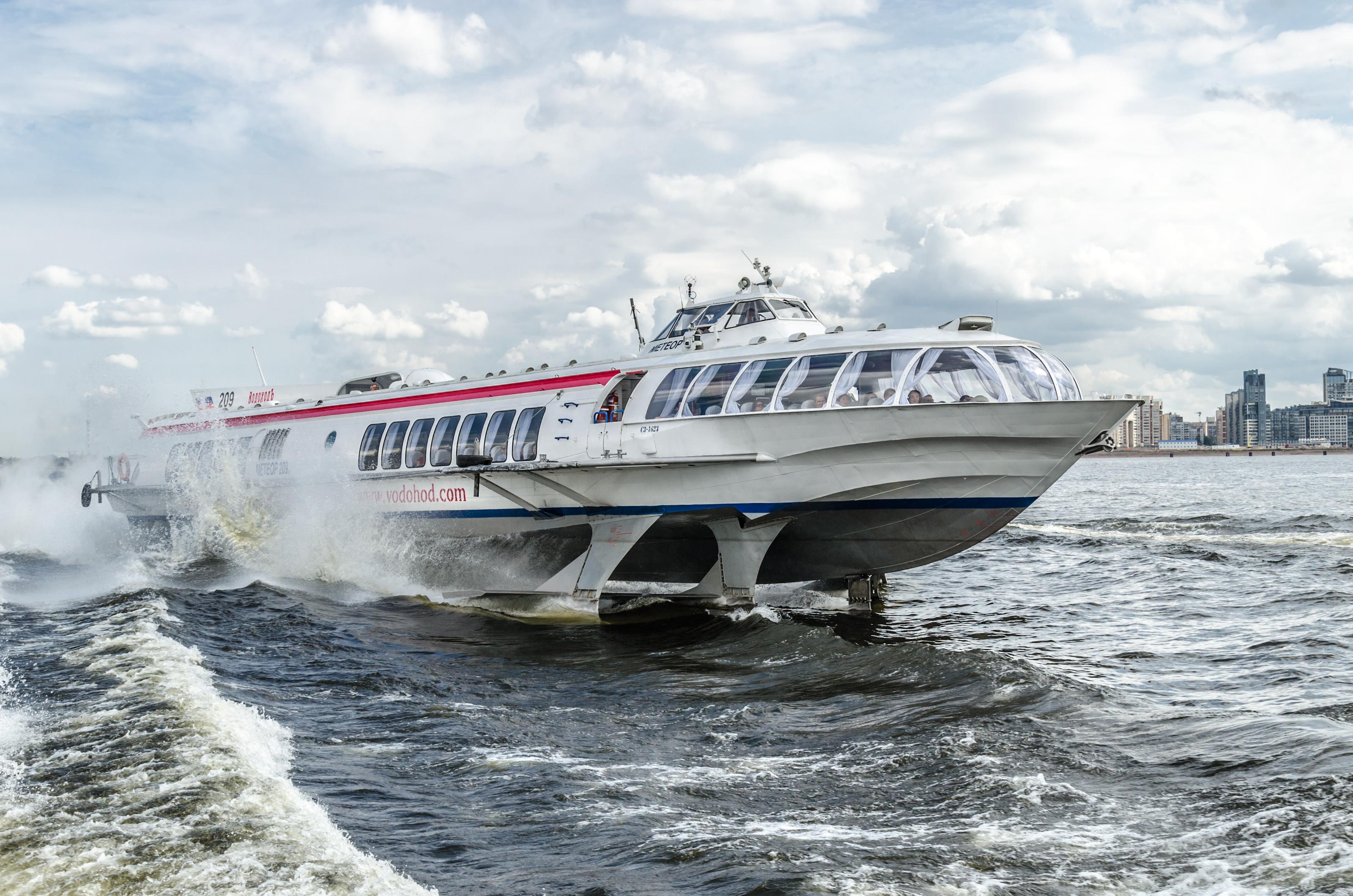 ракета питер лодка