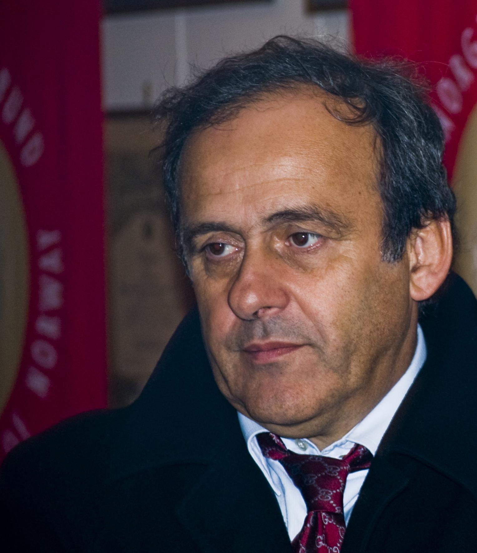 Michel Platini salary