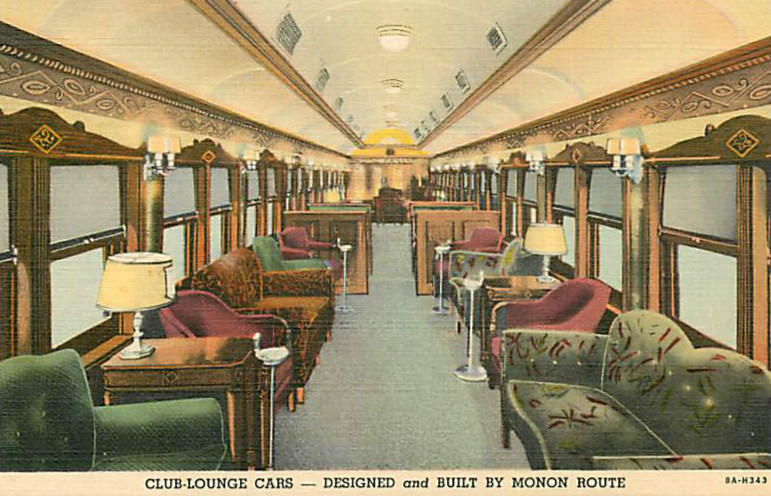 file monon railroad the hoosier club car 1940 jpg wikimedia commons. Black Bedroom Furniture Sets. Home Design Ideas