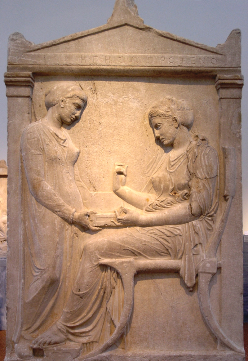 Women In Classical Athens - Wikipedia