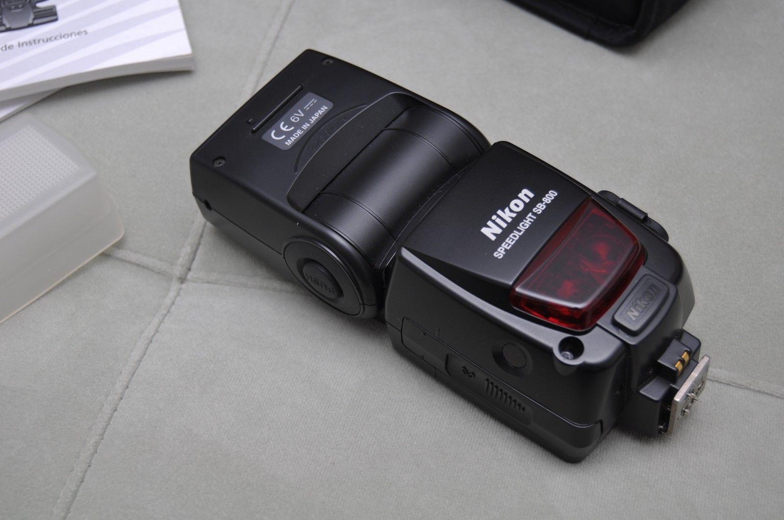 Nikon Sb-700 vs Sb-800 Power Nikon Sb-800 Flash