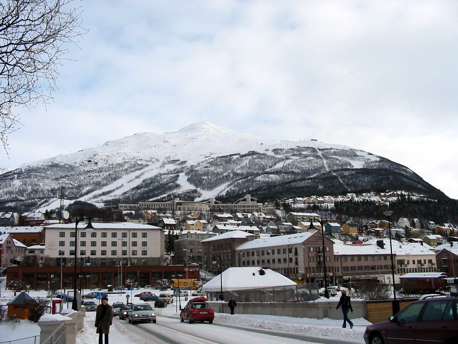 norges styggeste by