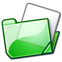 Bestand:Nuvola filesystems folder green.png