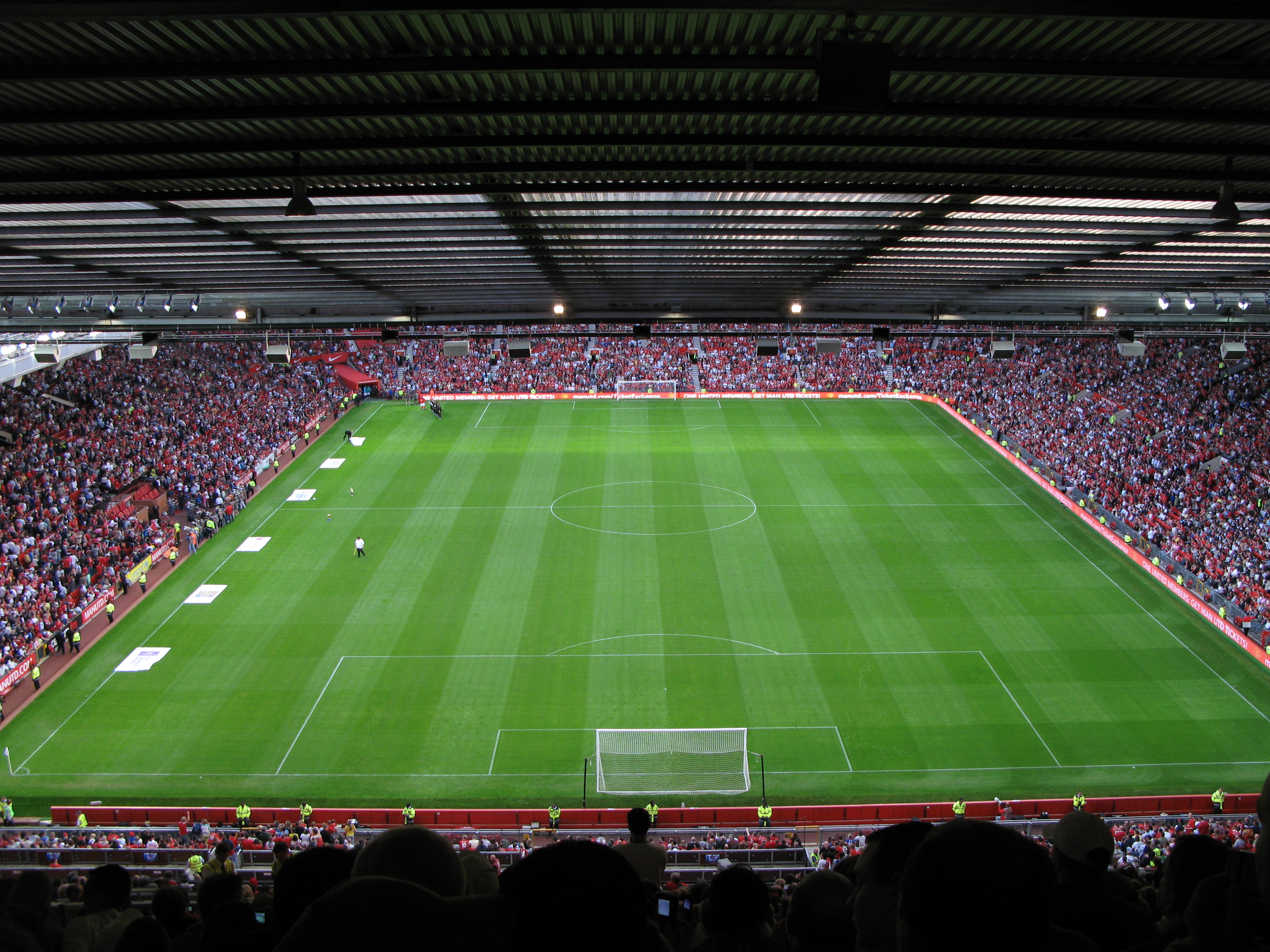 Old Trafford Wikipedia Bahasa Indonesia Ensiklopedia Bebas