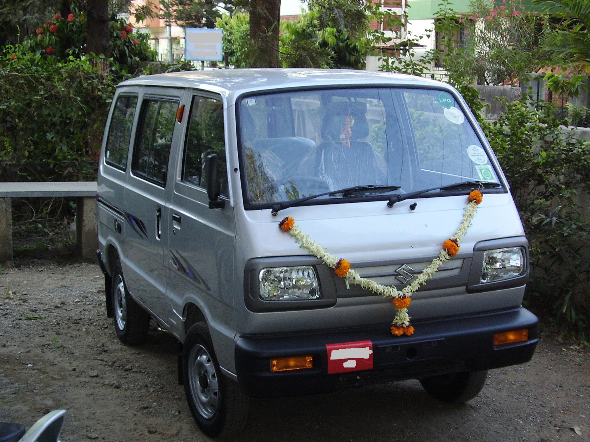 Maruti Suzuki Eeco Car Price In Kolkata