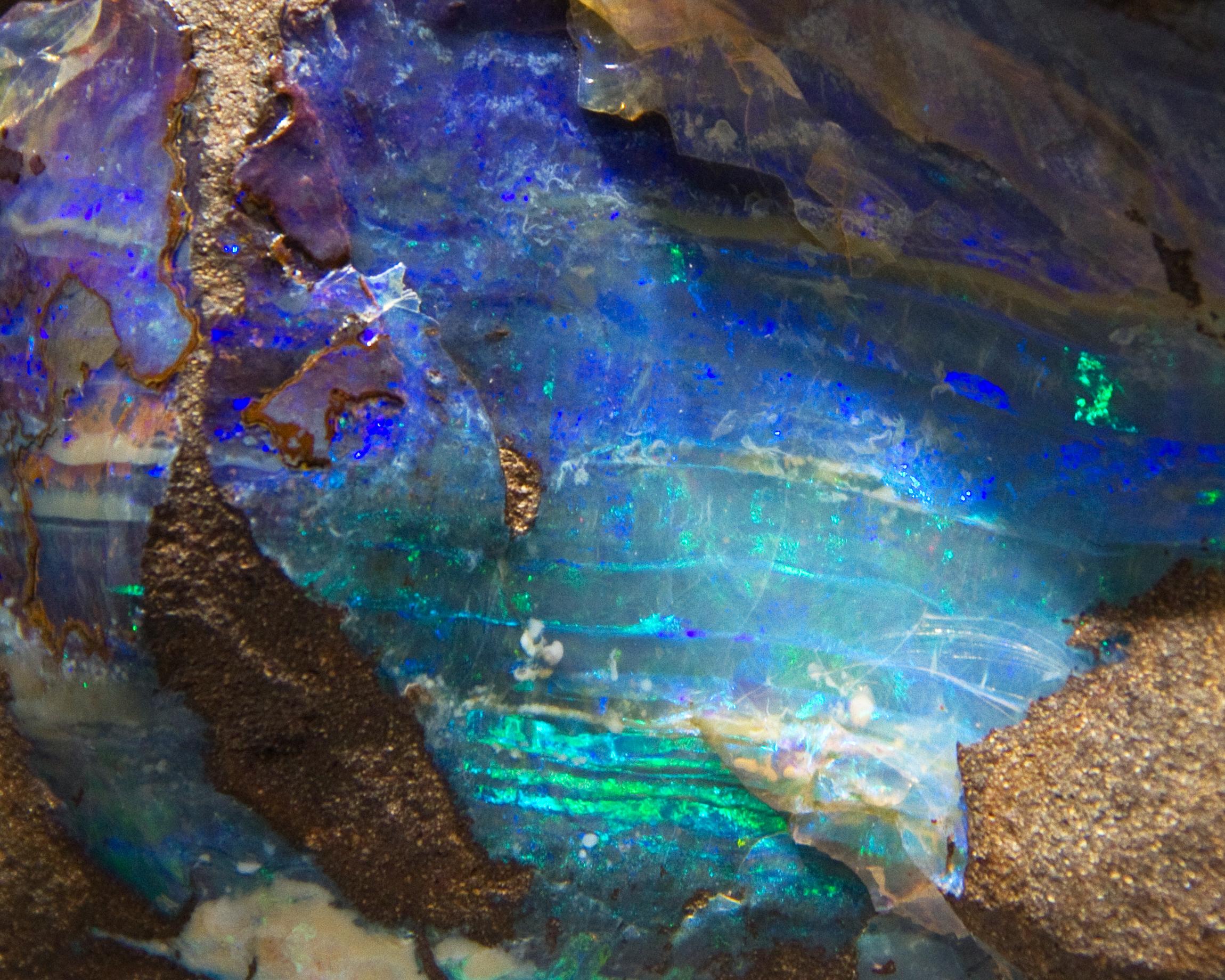 Ametista Dove Trovarla opale - wikipedia