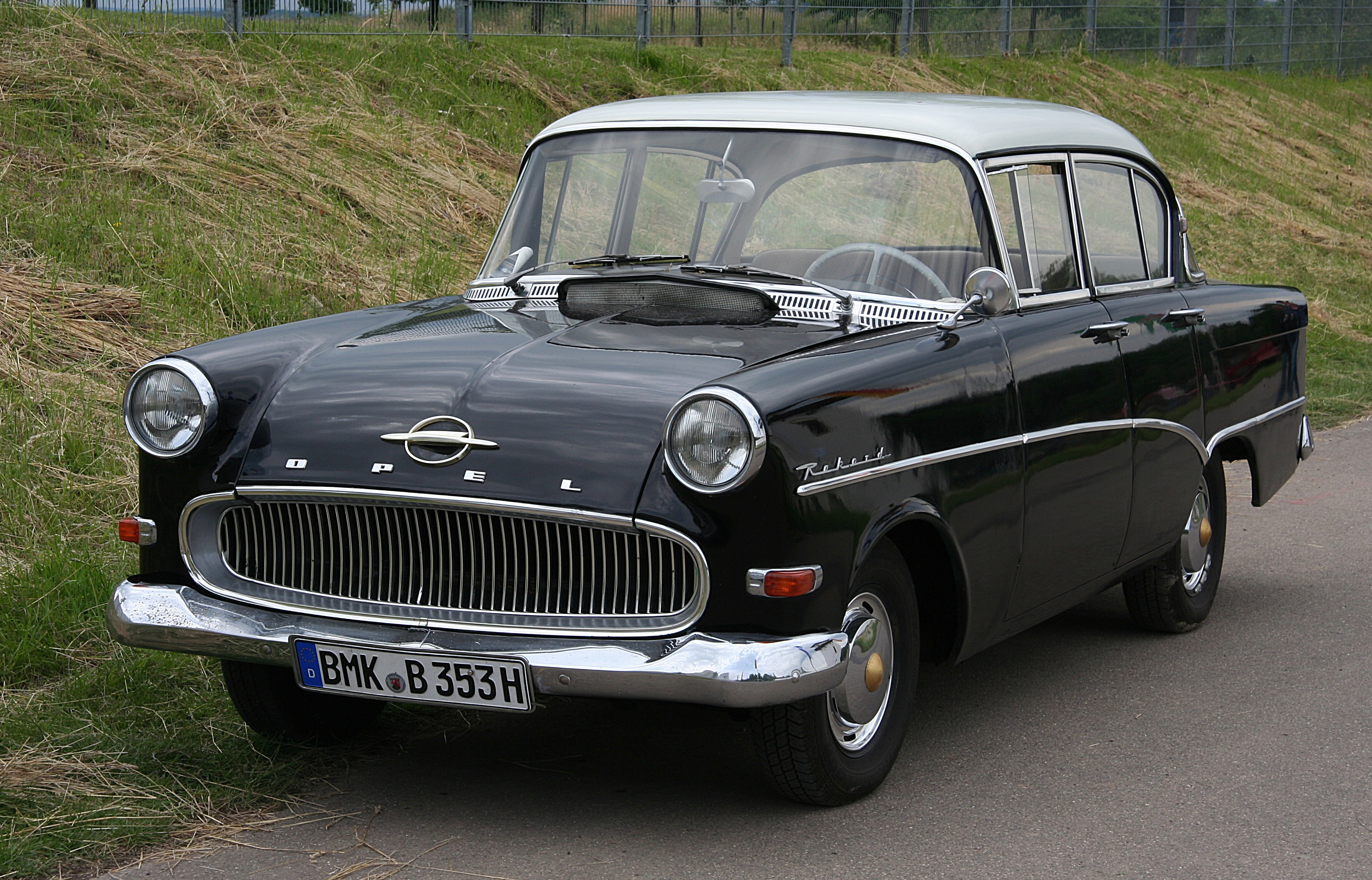 opel rekord p1 wikiwand. Black Bedroom Furniture Sets. Home Design Ideas