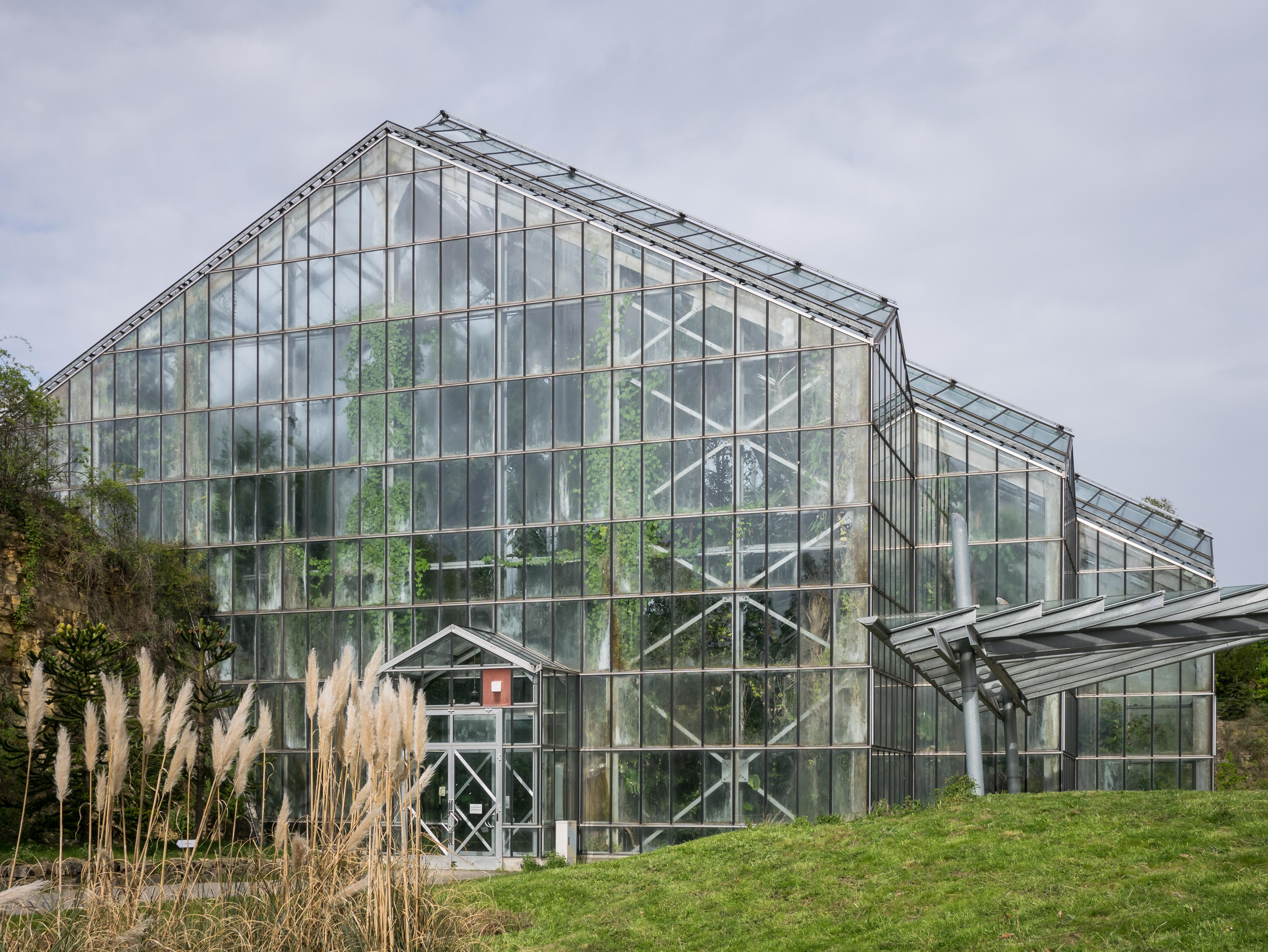 Garten Osnabrück file osnabrück botanischer garten tropenhaus 01 jpg wikimedia