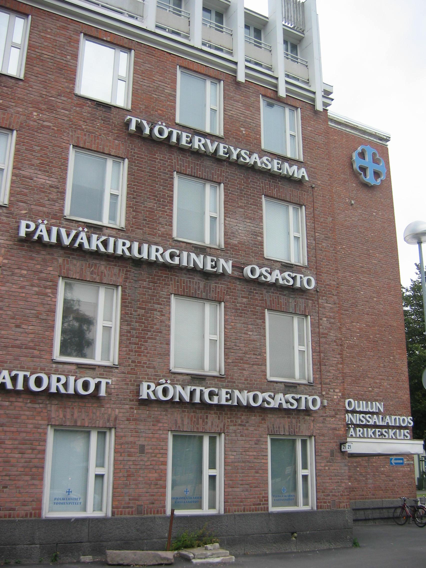Oulun Diakonissalaitos