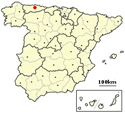 Oviedo, Spain location.png