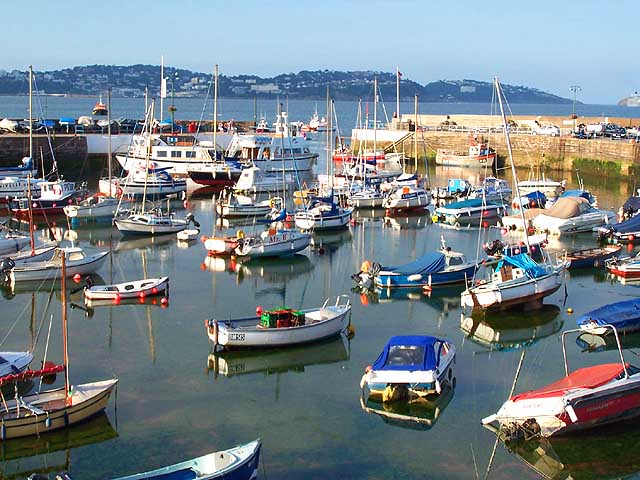 Paignton Harbour - geograph.org.uk - 49786
