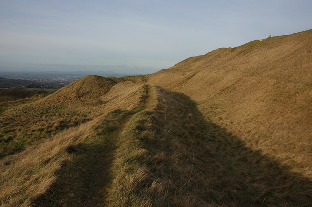 Painswick Beacon Hill Fort - geograph.org.uk - 671711