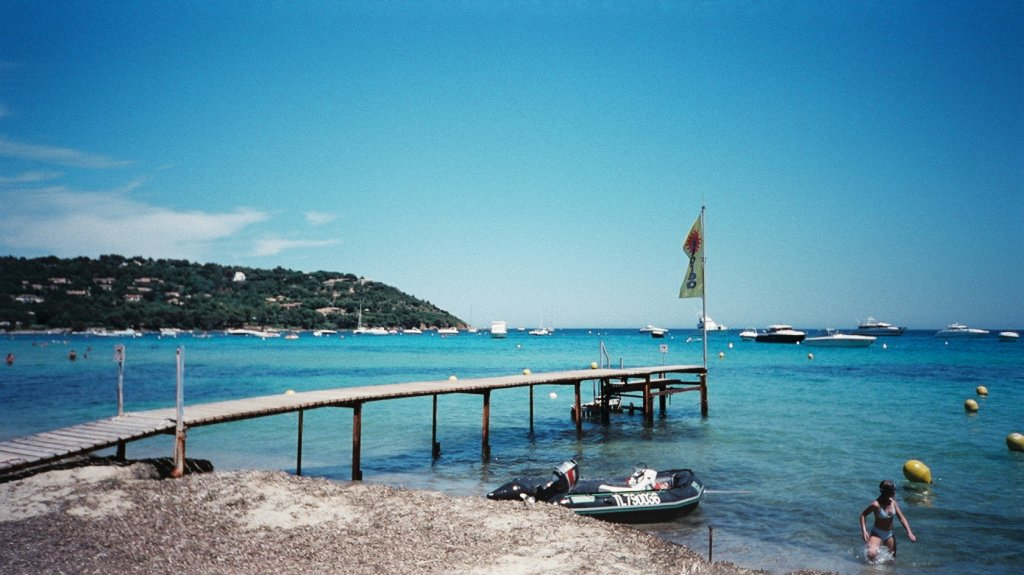 Image result for plage pampelonne
