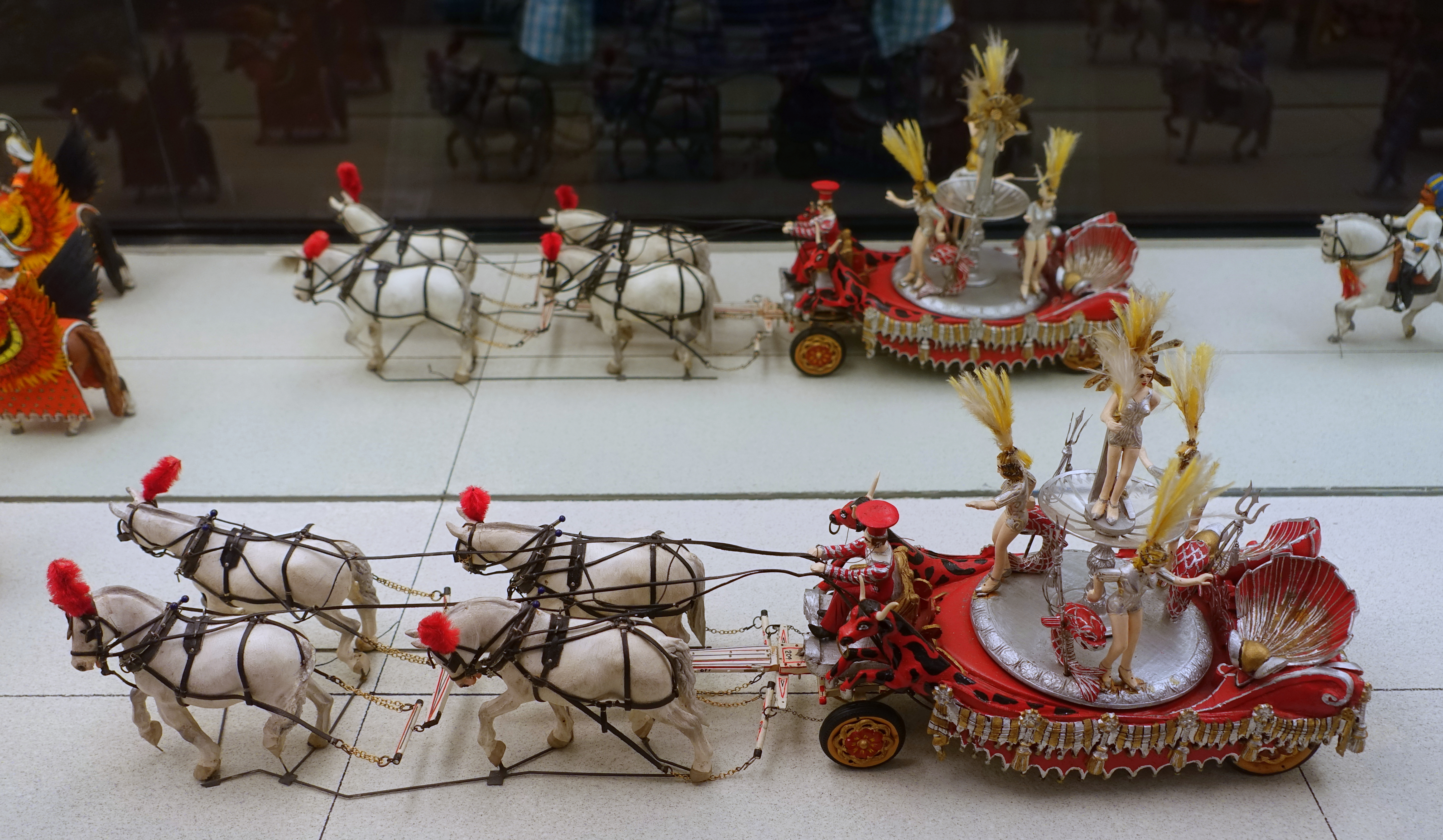 File Parade Miniature Circus Museum John And Mable Ringling Museum Of Art Sarasota Fl Dsc00208 Jpg Wikimedia Commons