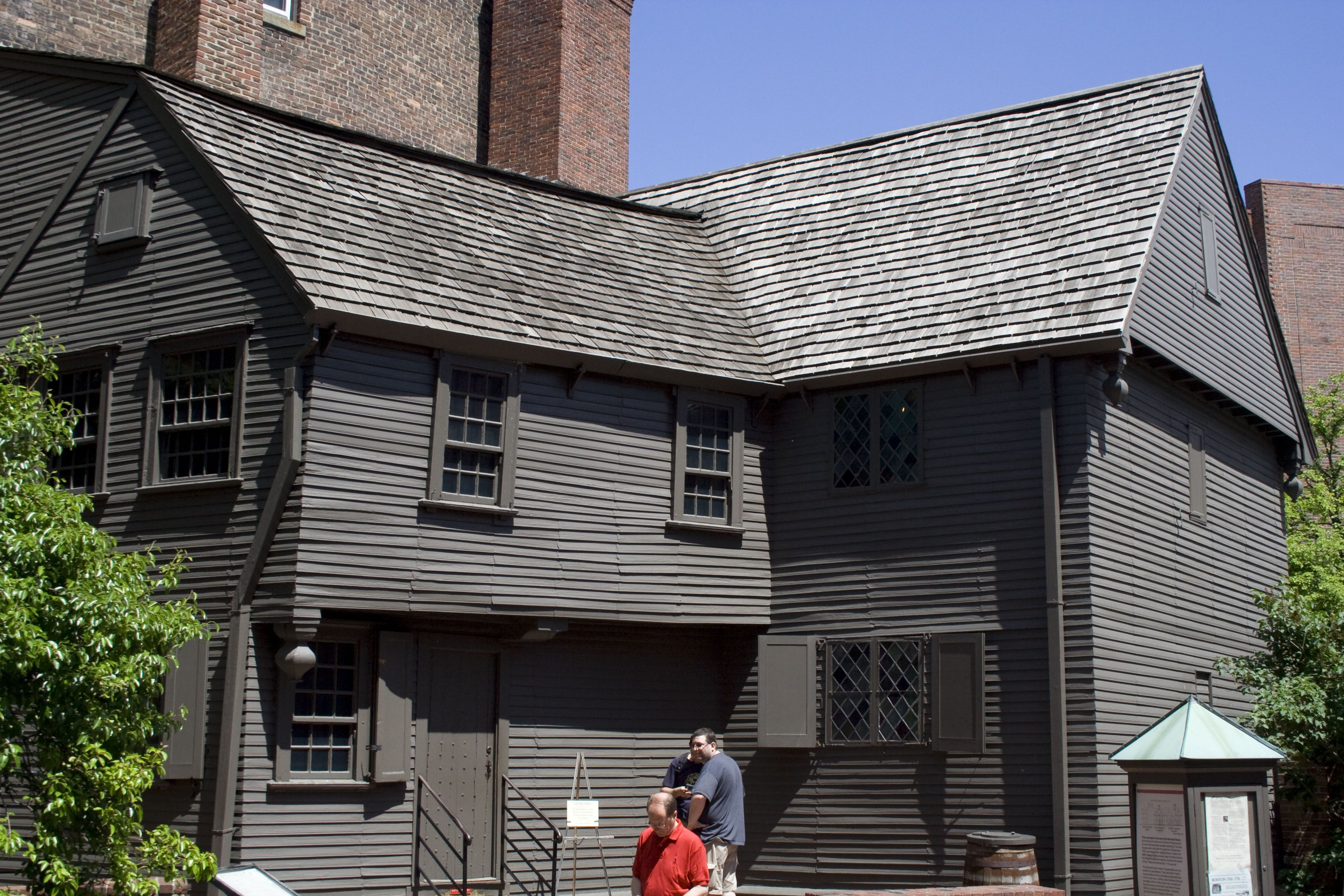 House Pic Endearing With Paul Revere House Pictures