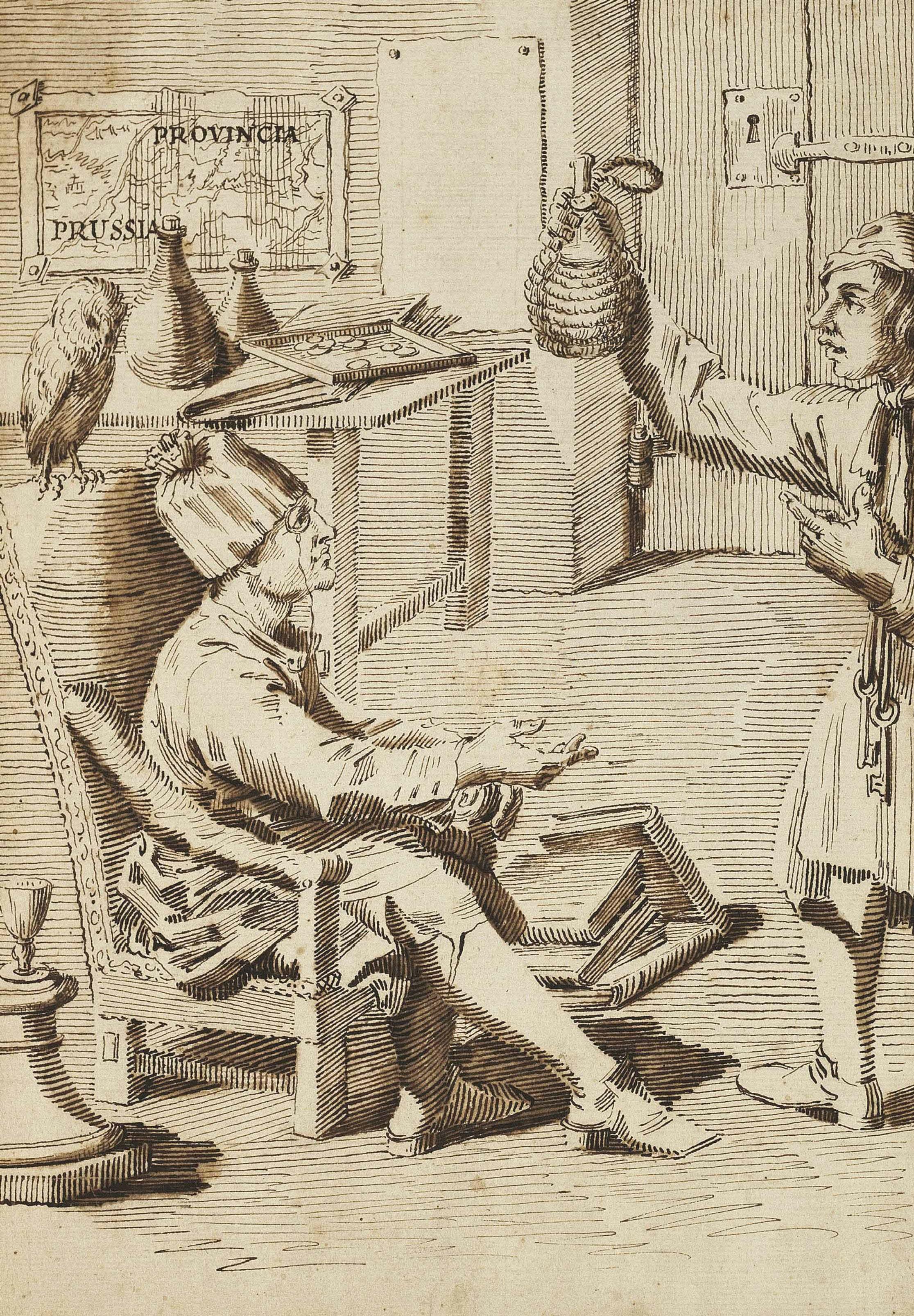 File:Philipp von Stosch (1691-1757), by Pier Leone Ghezzi (