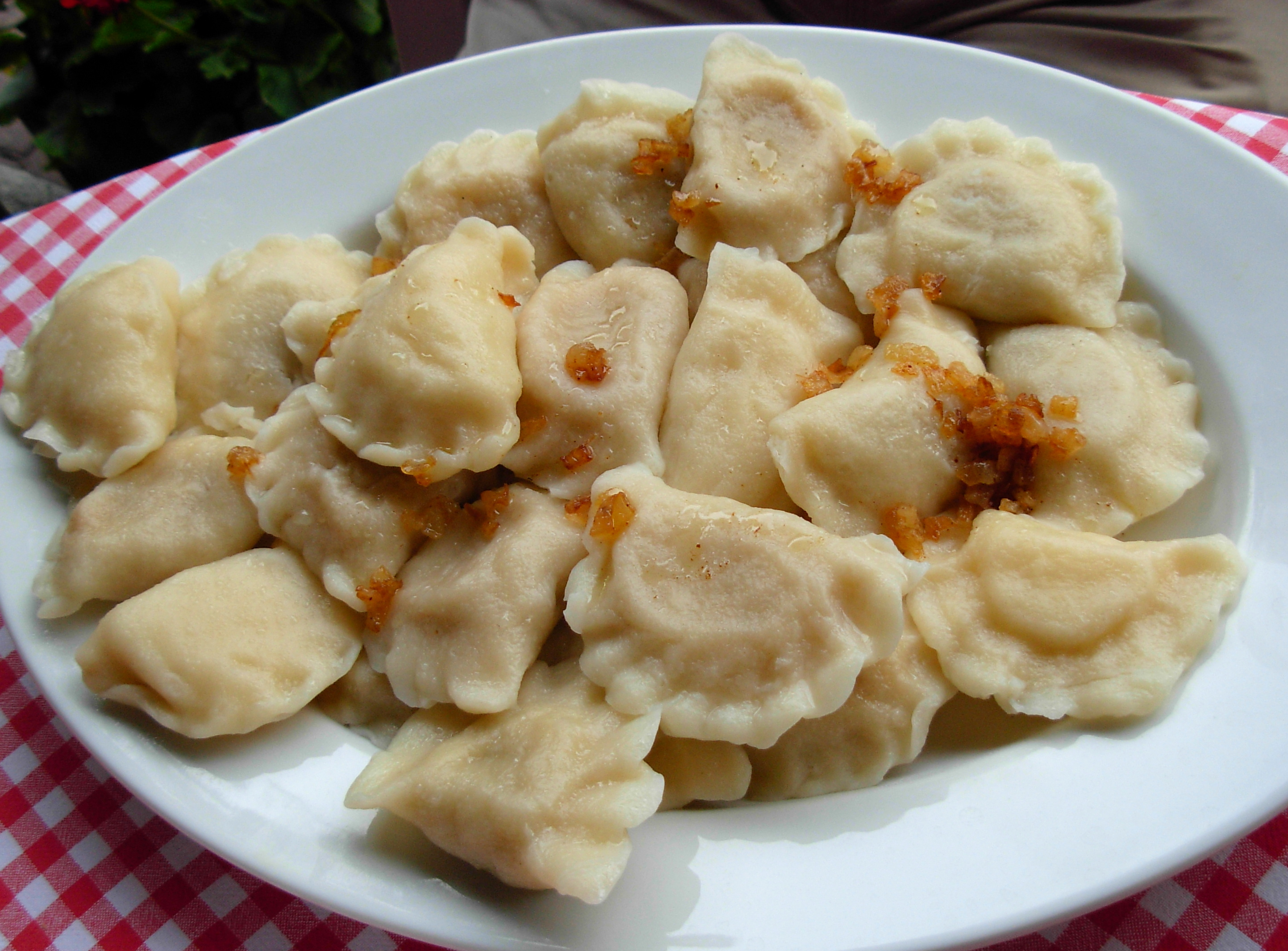 Pierogi: The plural is spelled the same way.