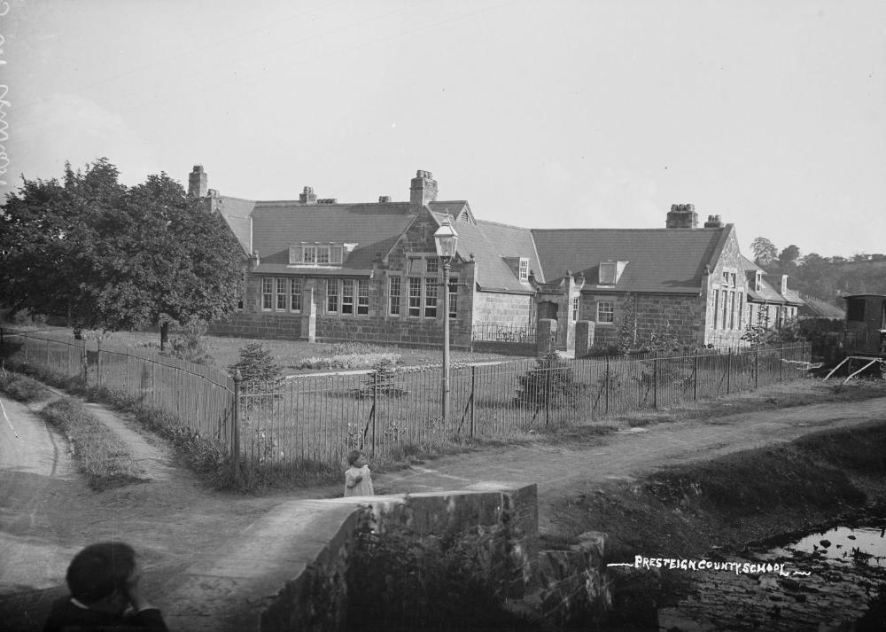 Presteign County School