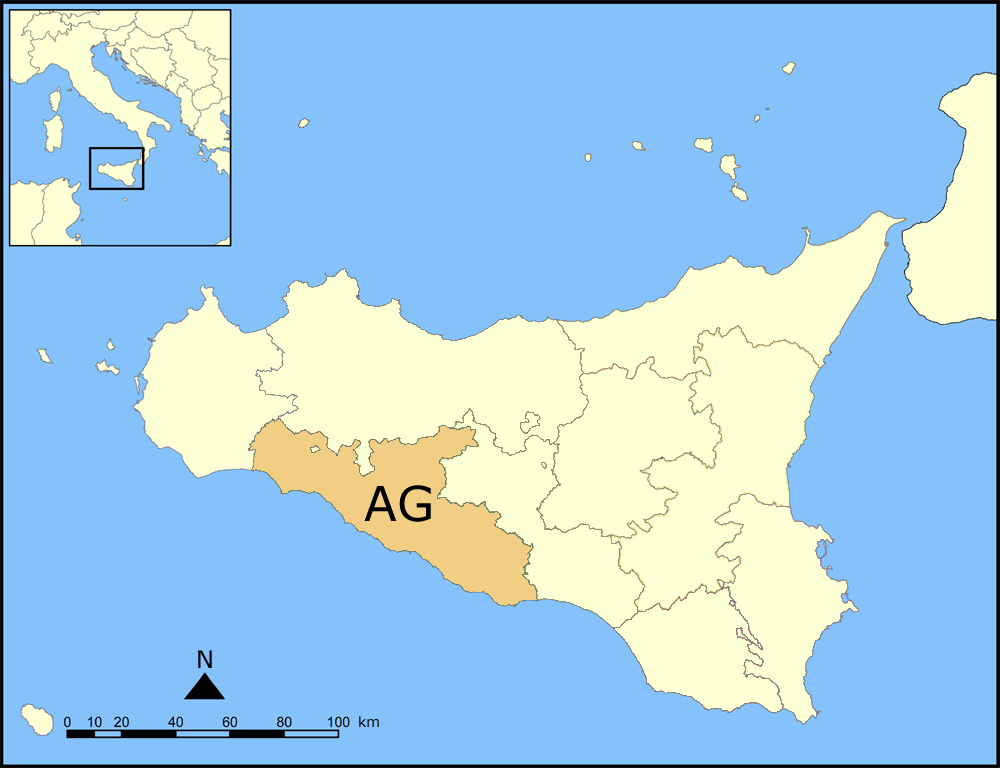 Agrigento province Travel guide at Wikivoyage