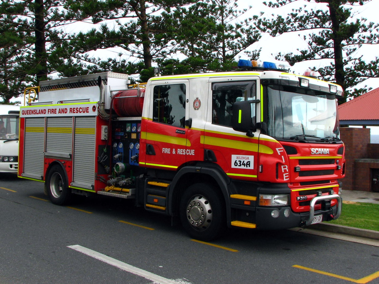 Firefighters dating gay in Brisbane