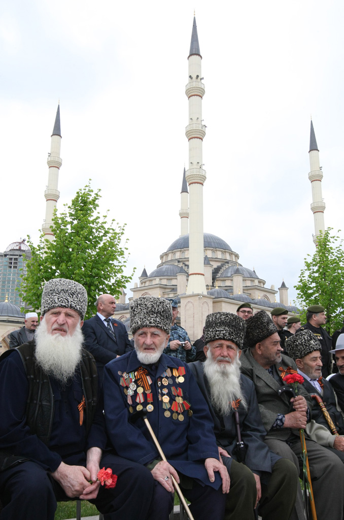 chechnya muslims