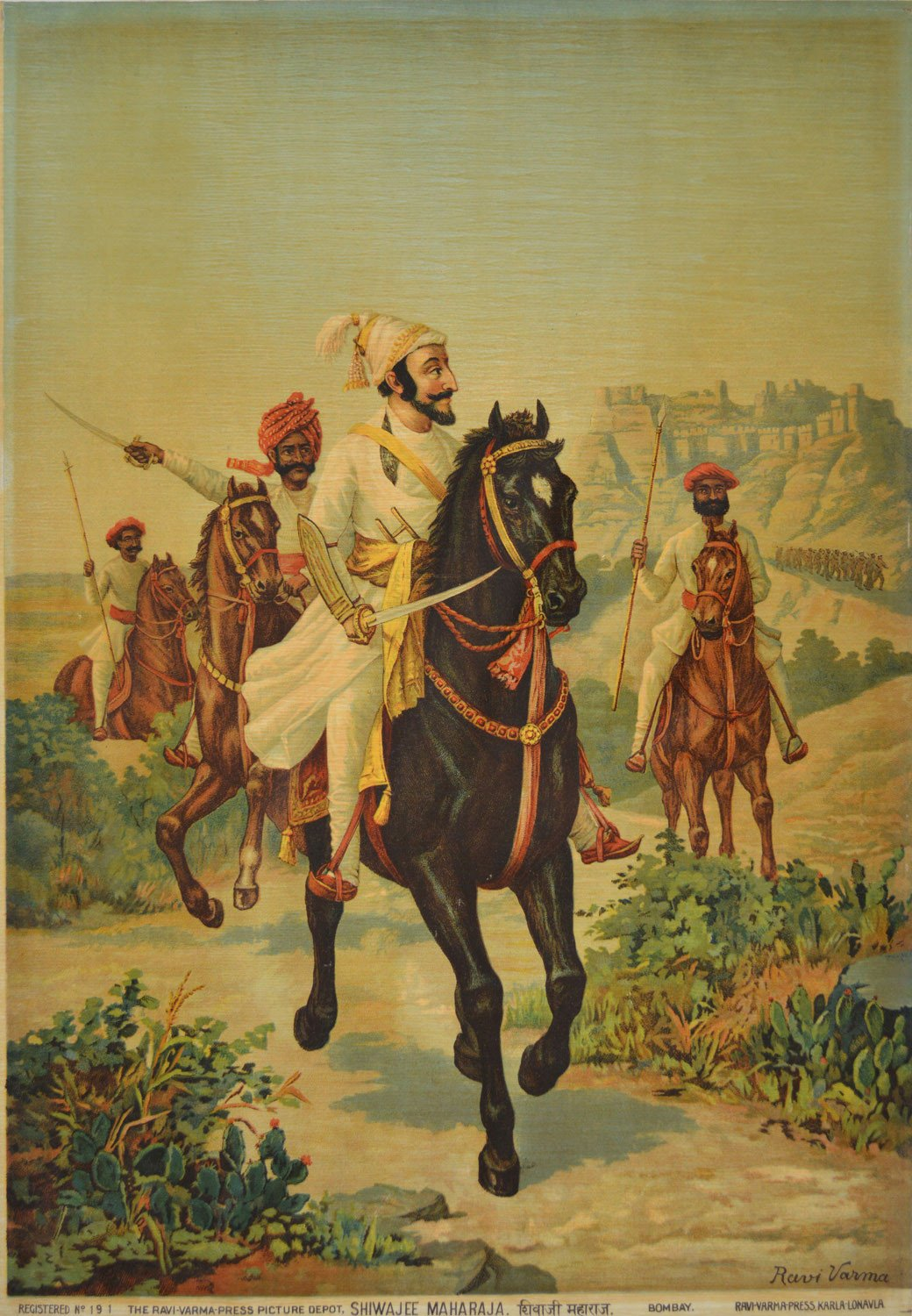 Hd wallpapers of chhatrapati shivaji maharaj