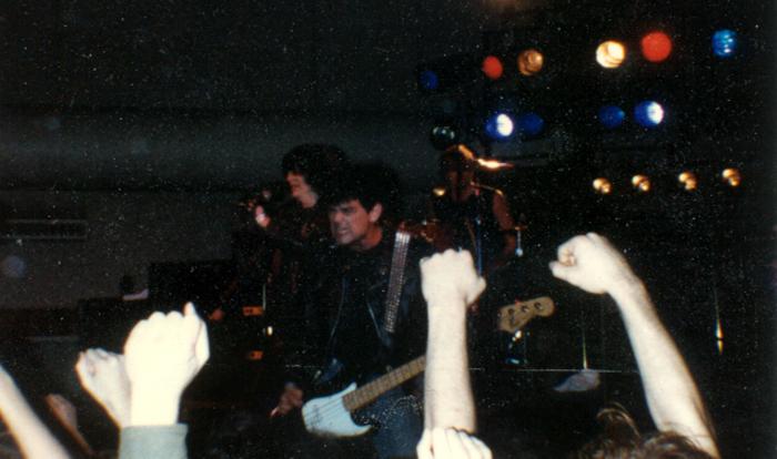 Richie Ramone Ramones Richie Ramone na Bubnjevima