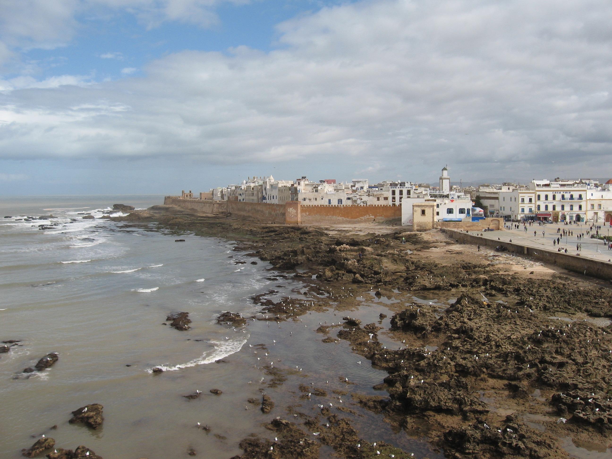 the ramparts of essaouira - photo #26