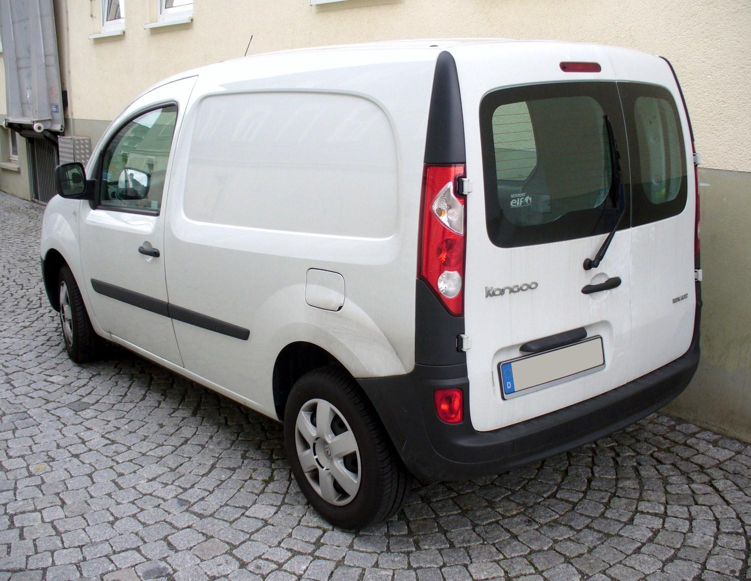 file renault kangoo ii rapid phase i dci heck jpg wikimedia commons. Black Bedroom Furniture Sets. Home Design Ideas