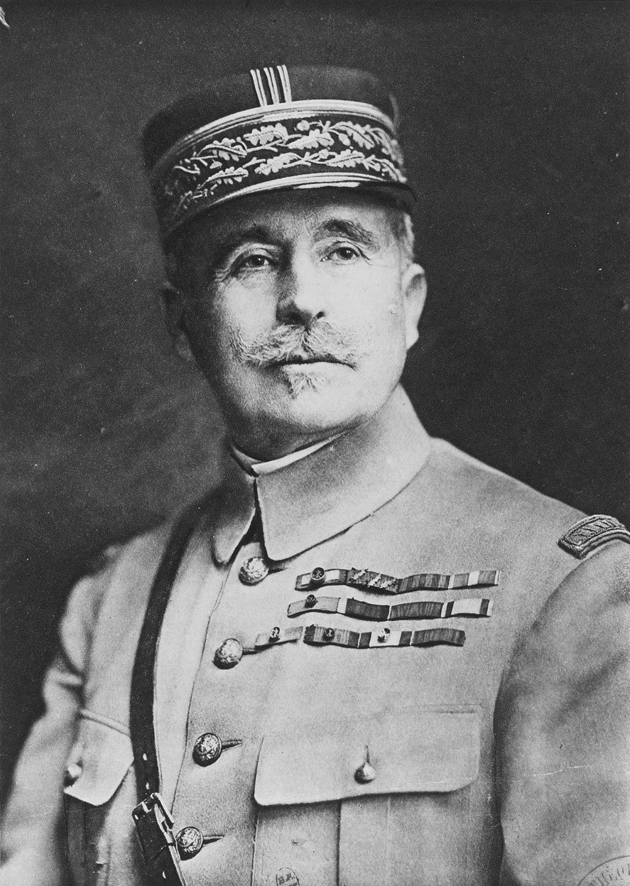 Image result for General Robert Georges Nivelle