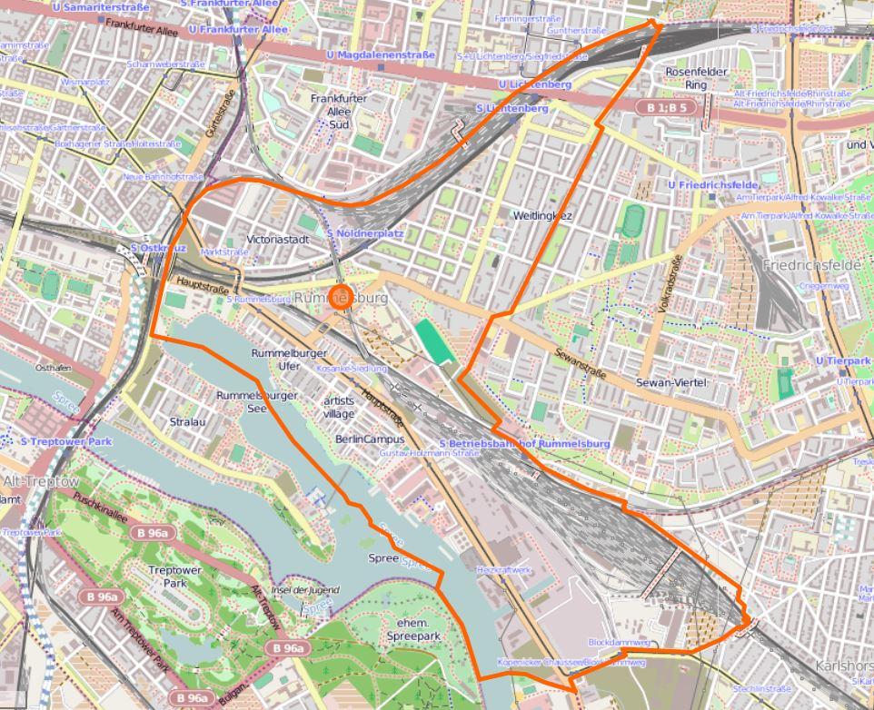 tolle sorten neu kommen an großer Rabatt Liste der Straßen und Plätze in Berlin-Rummelsburg – Wikipedia