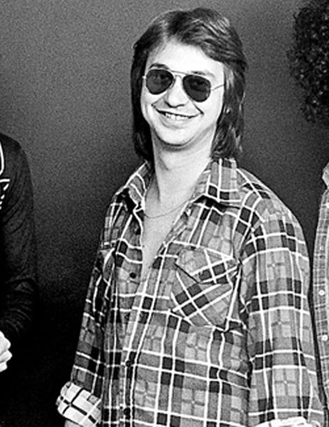 David Lebón en 1981.