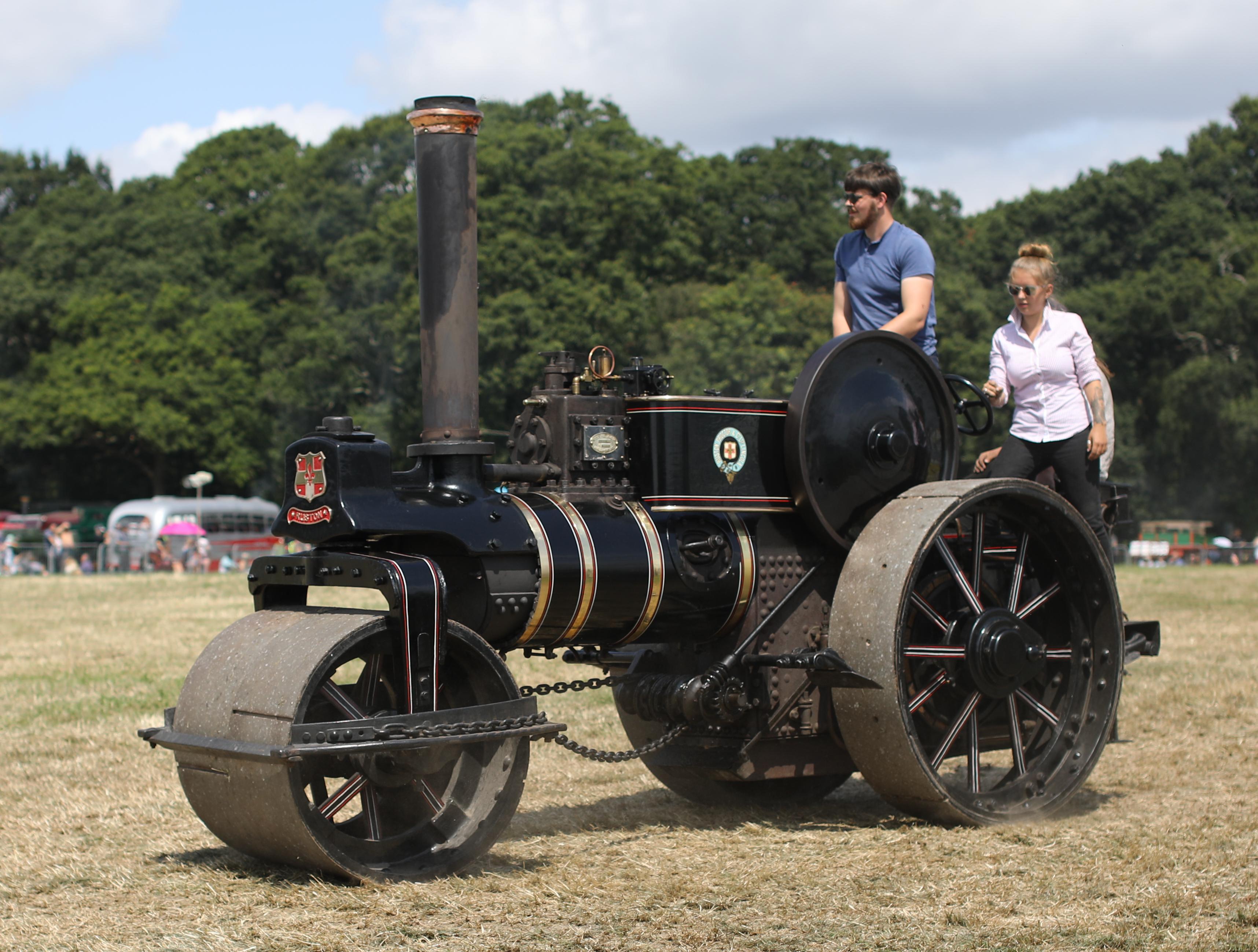 Steamroller - Wikipedia