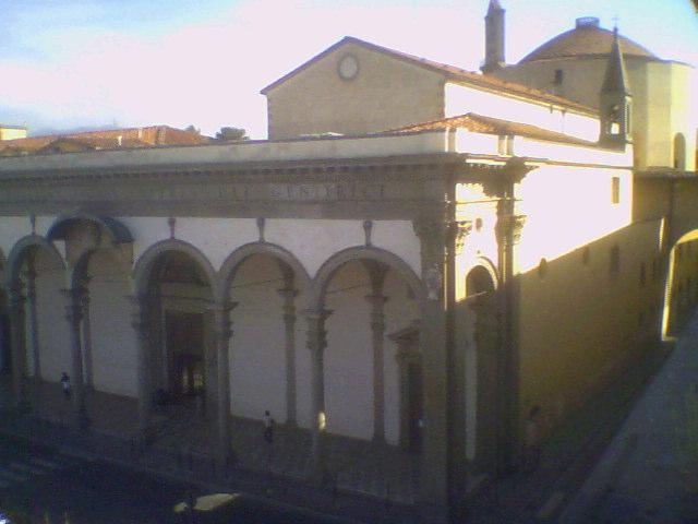 Santissima Annunziata, Florence