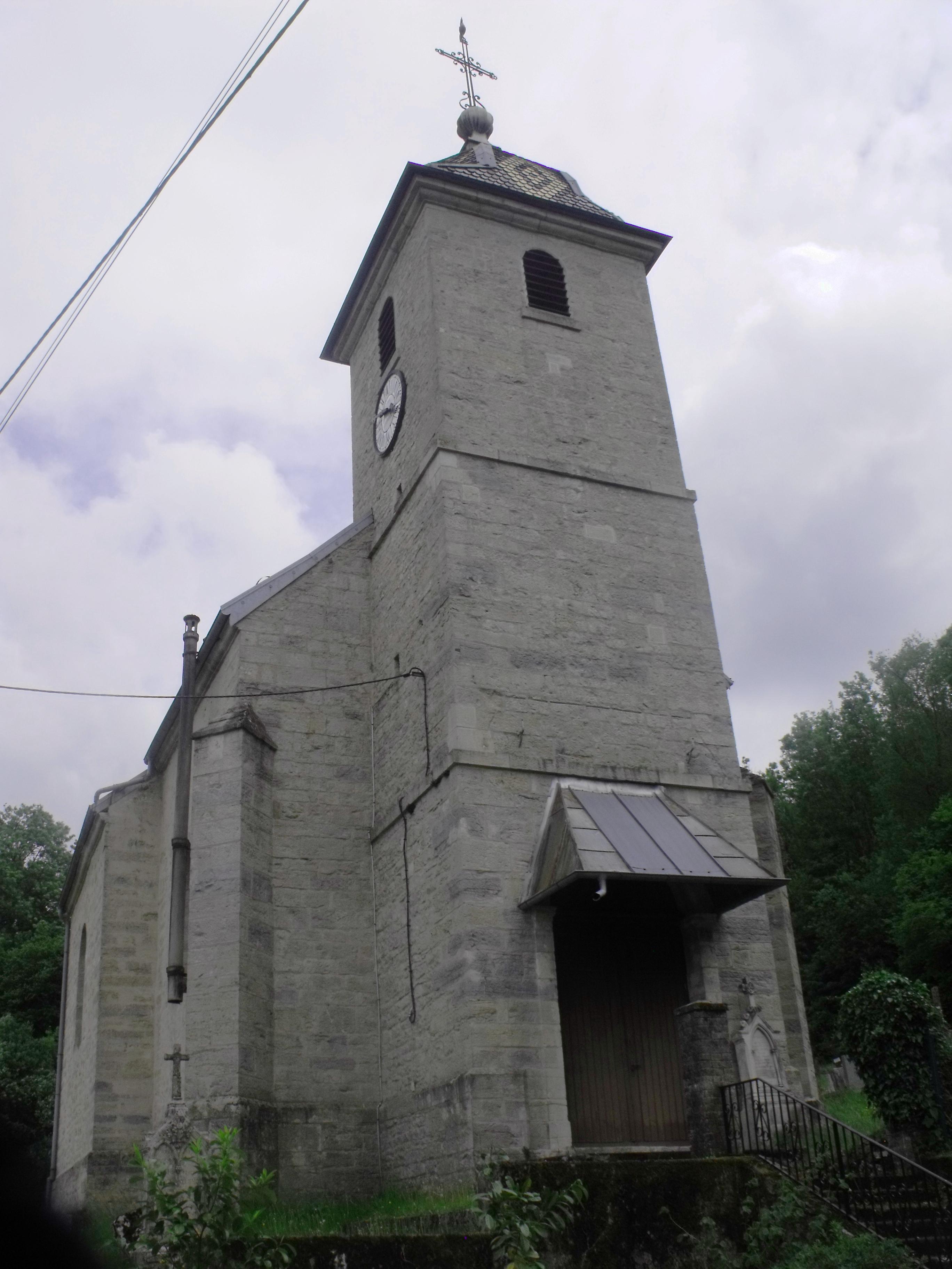 Saint-Georges-Armont
