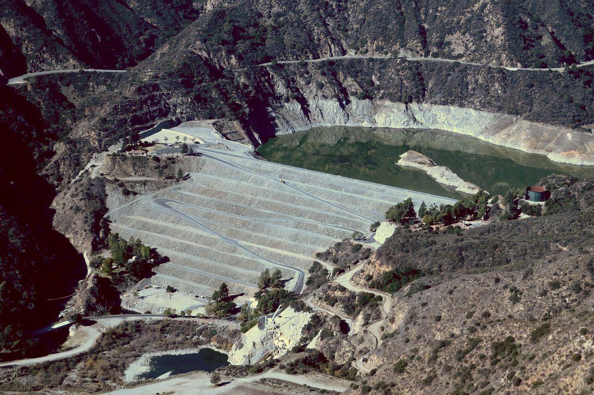 morris rock dam