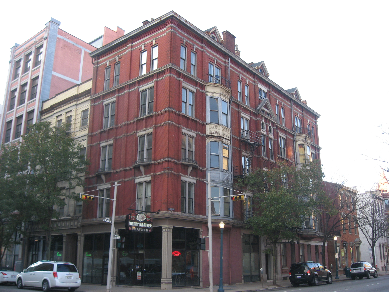 brick apartment building. Https Upload Wikimedia Org Wikipedia Commons 3 3b Saxony Apartment Building Cincinnati Jpg  Stuff Pinterest