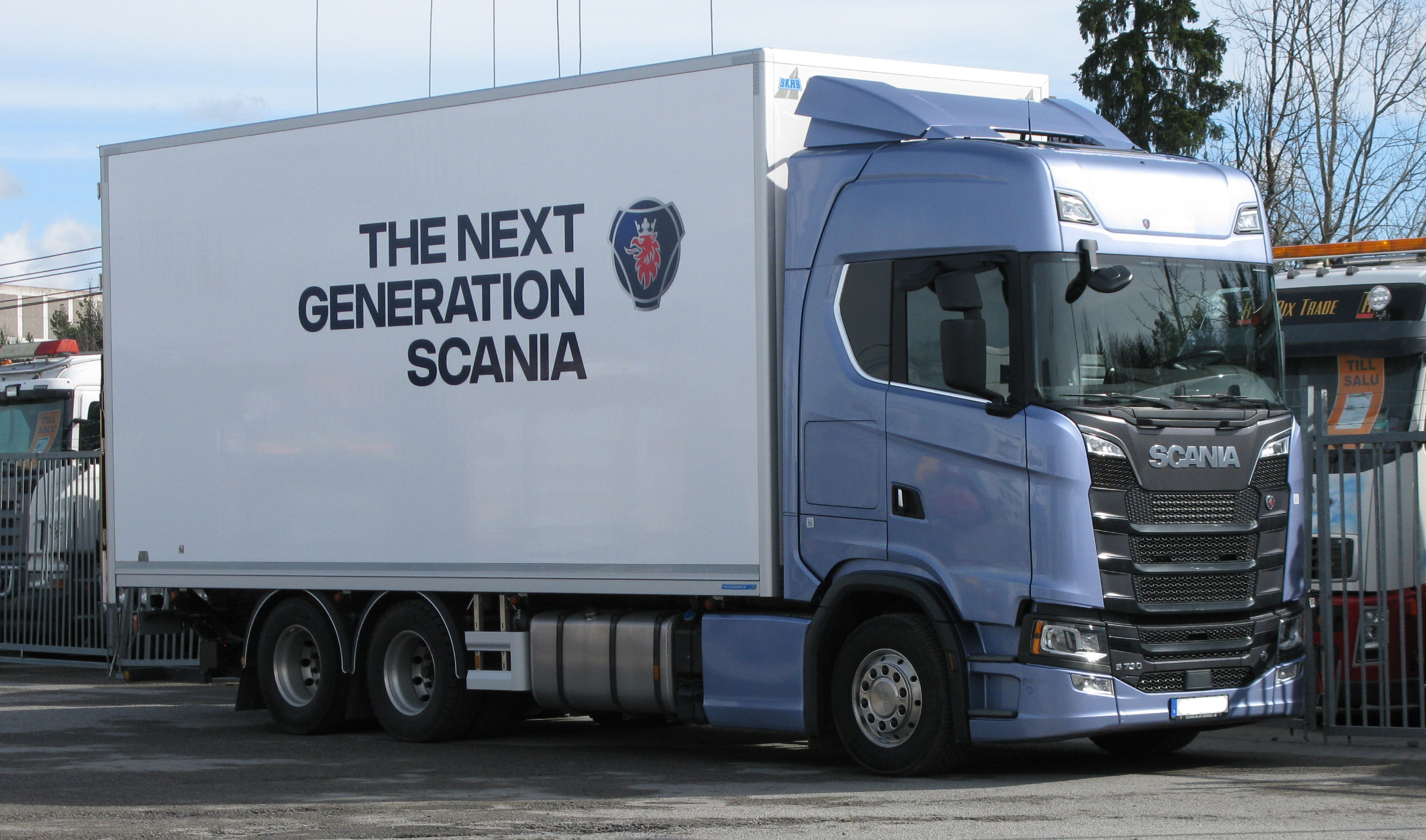Wikipedia Scania File Scania S730 4 Jpg Wikimedia Commons