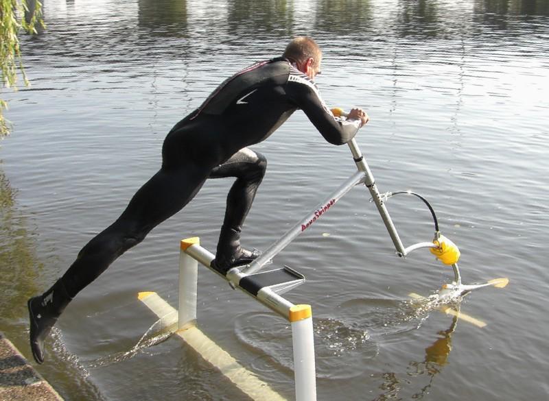 Human Powered Hydrofoil Wikipedia