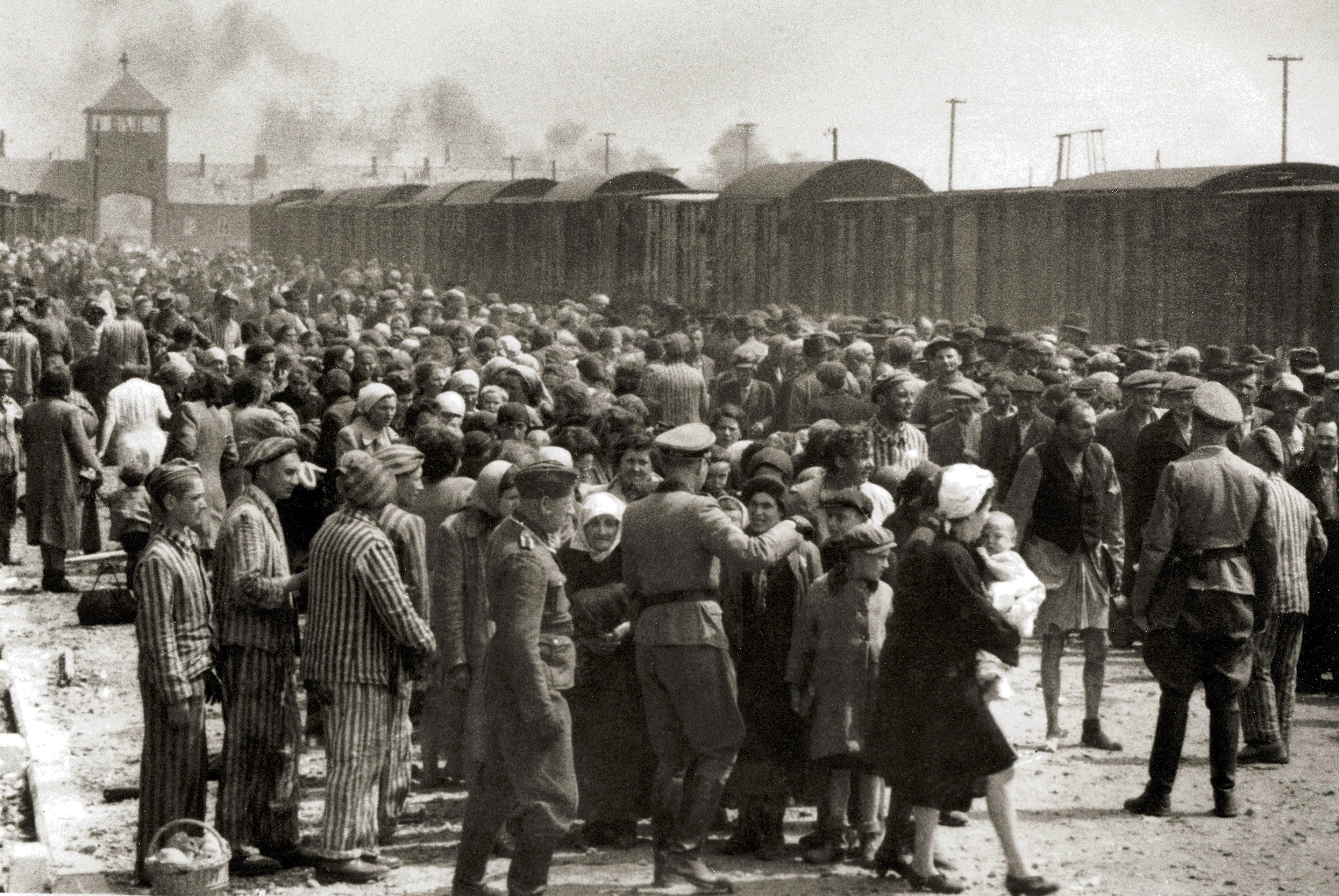 The Holocaust - Wikipedia