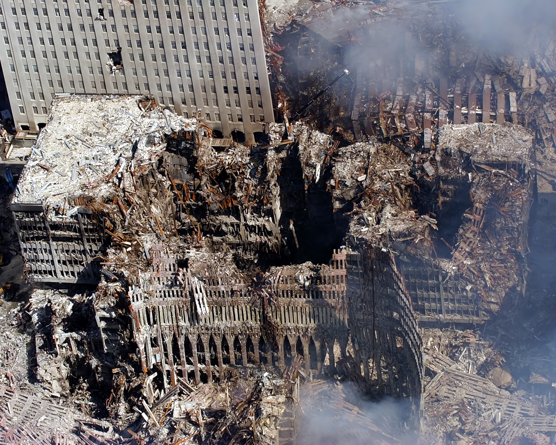 Ground Zero ( World Trade Center )
