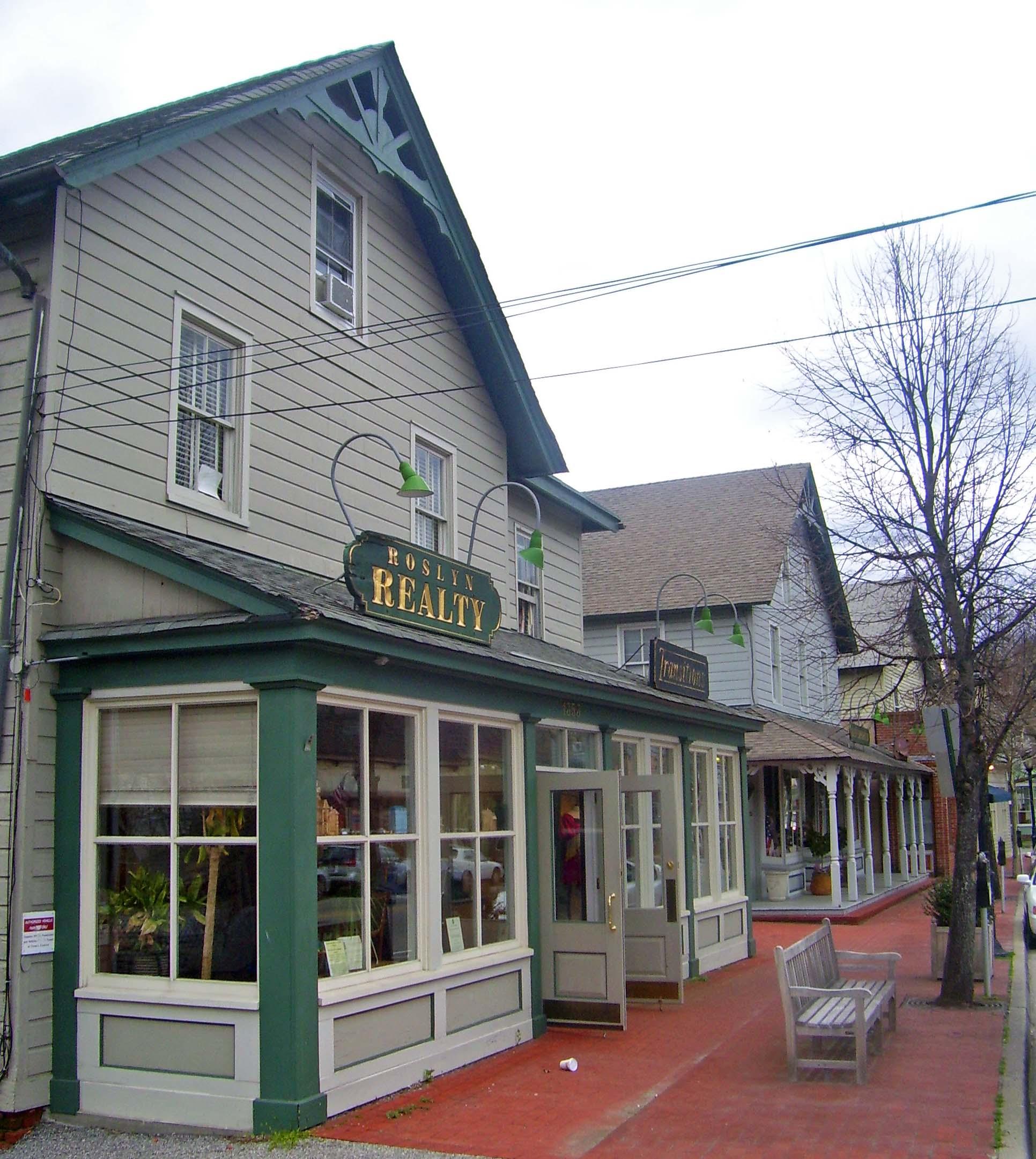 Roslyn Village Historic District - Wikipedia, the free encyclopediaroslyn village