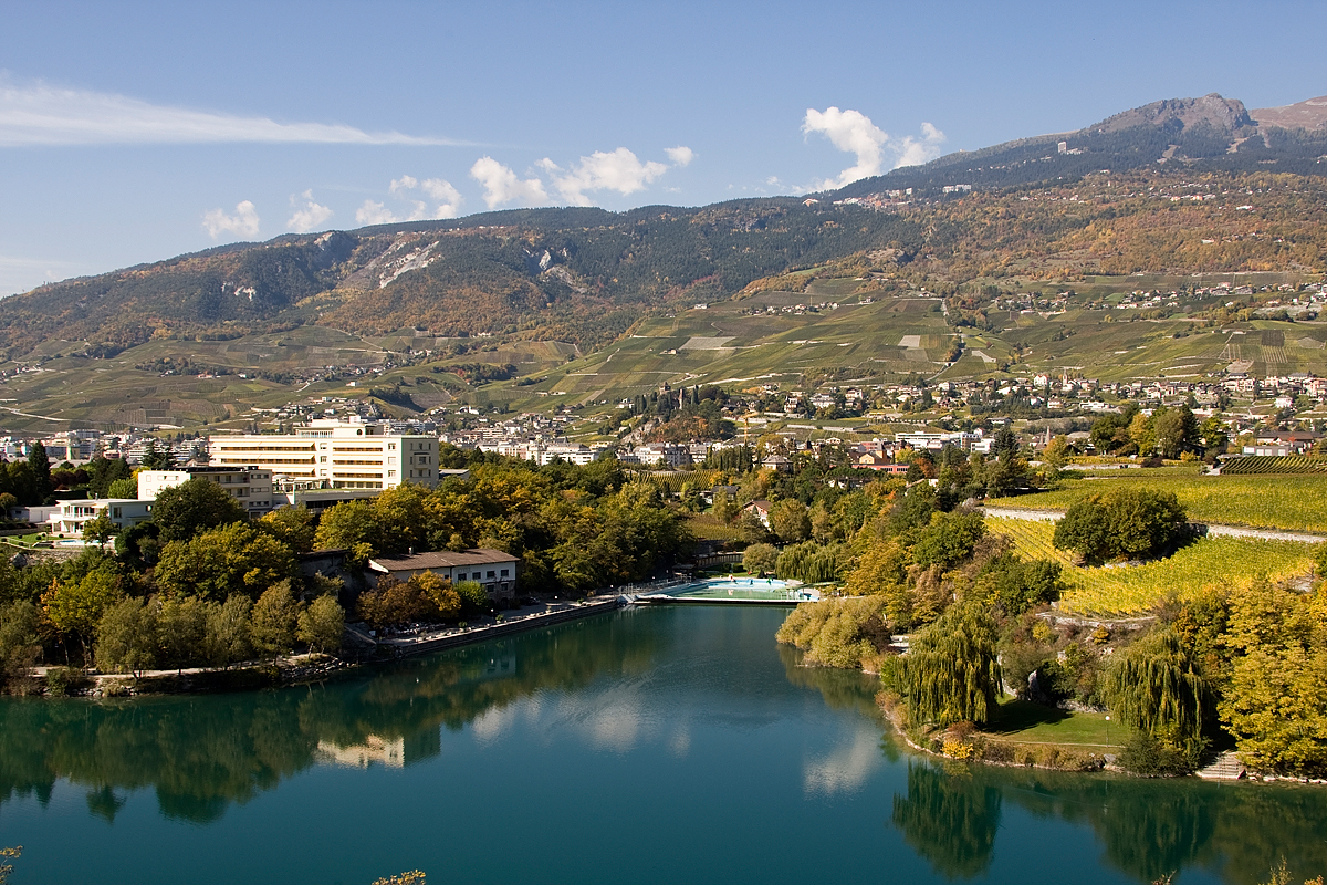 Location Villa Valais