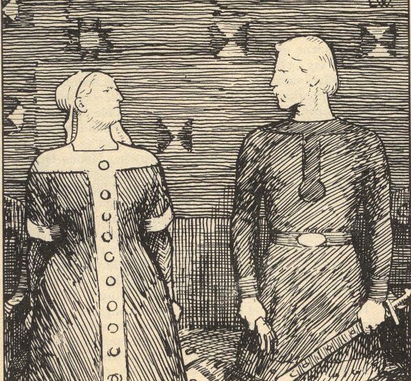 Image result for sigrid the haughty