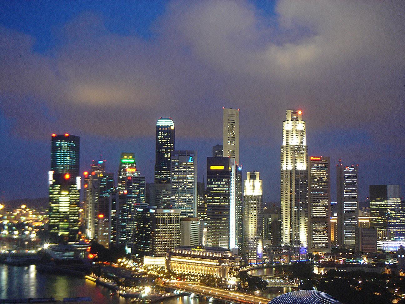 un ao en singapur