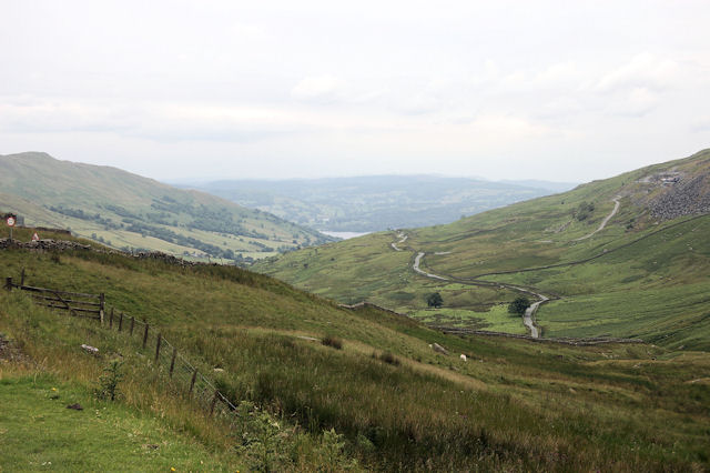 South view from Kirkstone Pass - geograph.org.uk - 881626