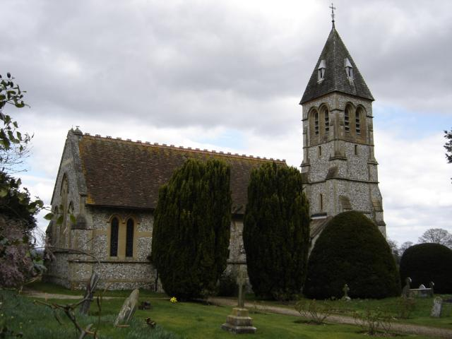 St Laurence's Church - geograph.org.uk - 1919