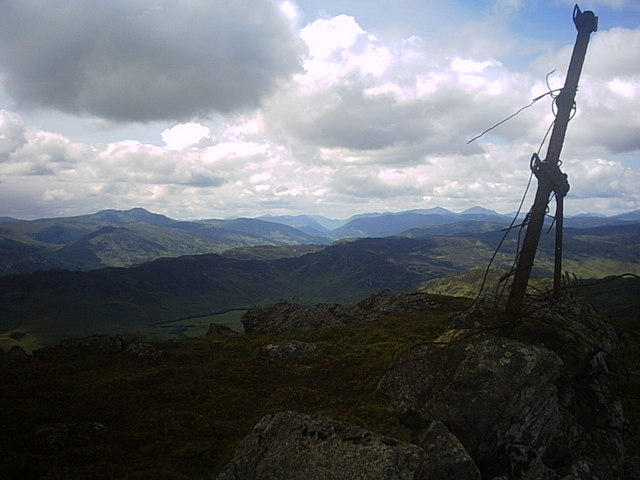 Summit of Carn Chois - geograph.org.uk - 465824