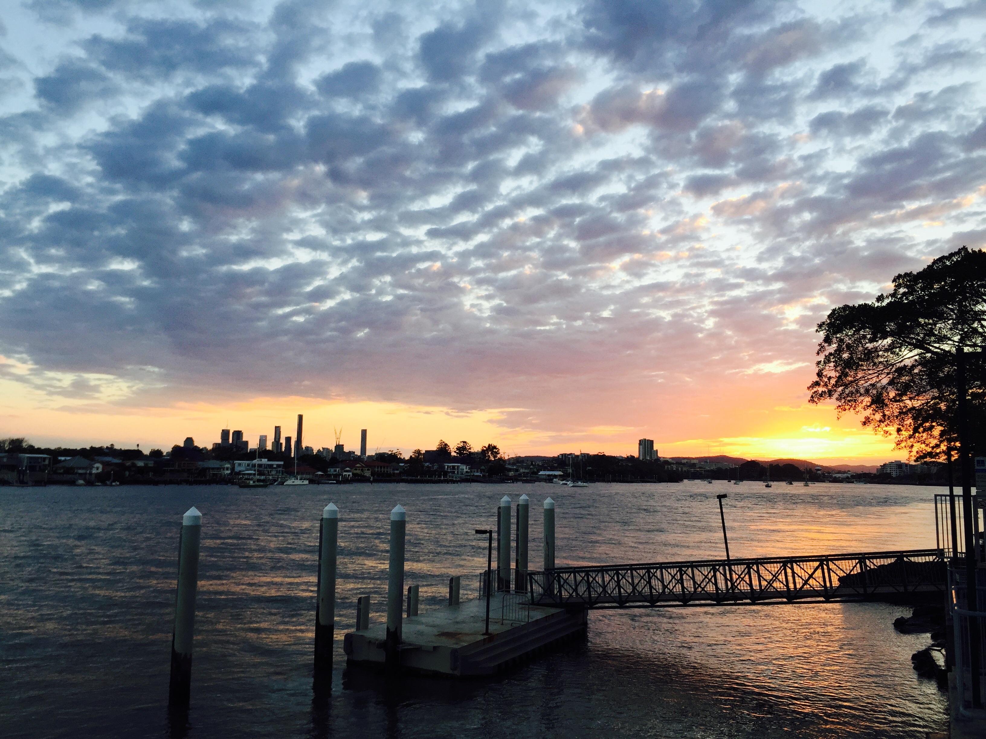 Sunset in Hamilton, Brisbane.jpg